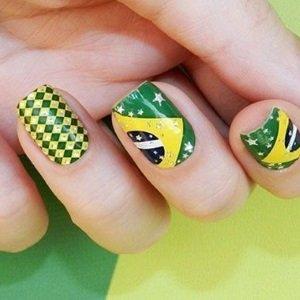 Unhas Decoradas do Brasil